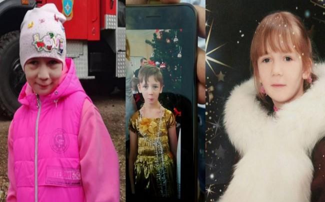 Местоположение пропавшей девятилетней девочки Маши Люлиной неизвестно до сих пор