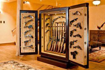 Сейф для оружия: как выбрать оружейный сейф?