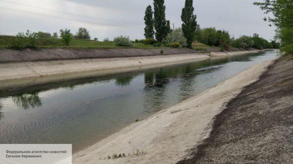 Киев ответит за Северо-Крымский канал