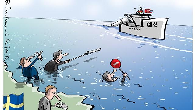 """Меркель объяснила важность """"Северного потока — 2"""" для Германии"""