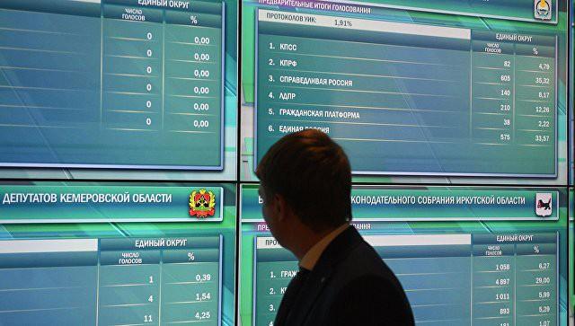 Итоги голосования 9 сентября отменили на 12 участках