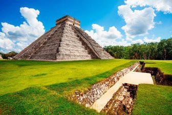 У индейцев майя была сеть по торговле дикими животными