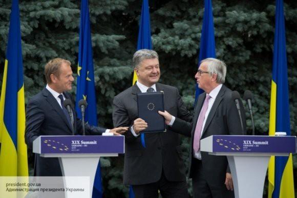 Российский эксперт оценил последствия ассоциации Украины с ЕС