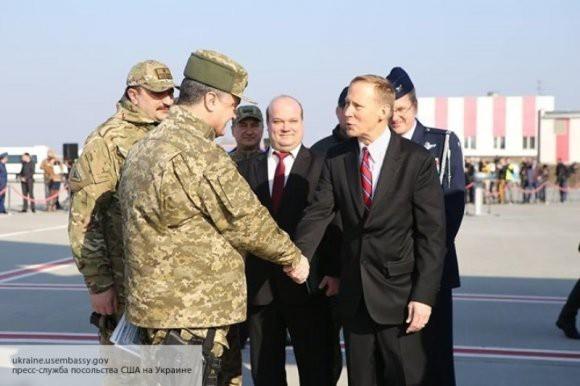 США будут поставлять оружие Украине на новых условиях