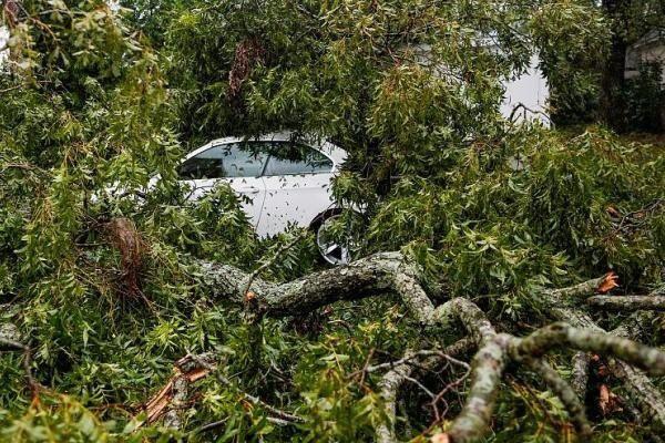 Ураган в США 2018, последние новости: сейчас ураган Флоренс, прогнозы