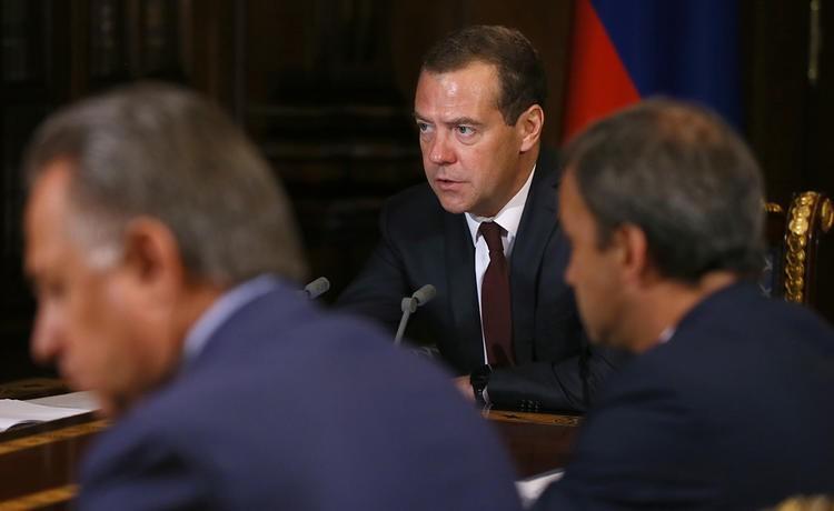 Медведев анонсировал продолжение пенсионной реформы