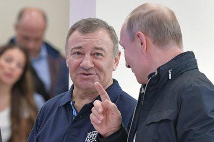 Российский олигарх поведал о «мальчишеских забавах» с Путиным