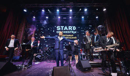 Александр Положинский порадует своими песнями в джазовой аранжировке