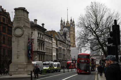 Британия посетовала на невозможность ввести санкции против России