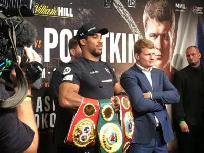 Для Поветкина бой против Джошуа будет главным вкарьере— Боксёр Плечко