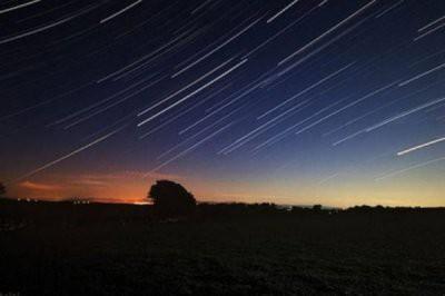В ночь на 9 октября в Москве можно будет наблюдать звездопад Дракониды