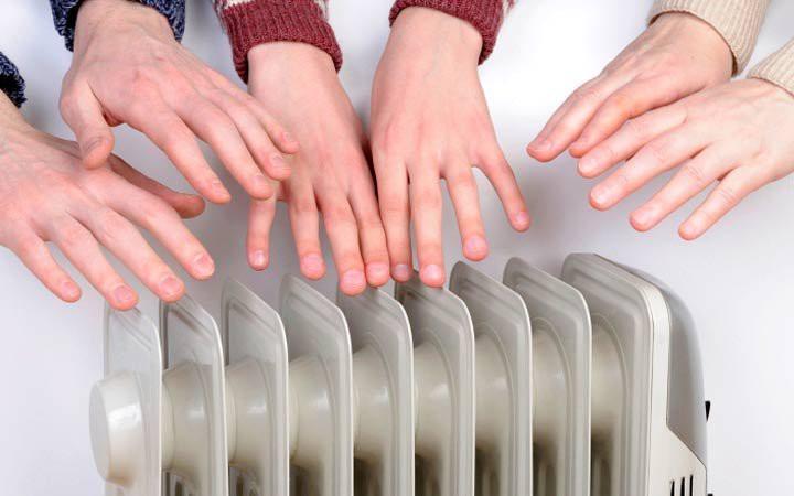 Когда включат отопление в СПб в 2018 году
