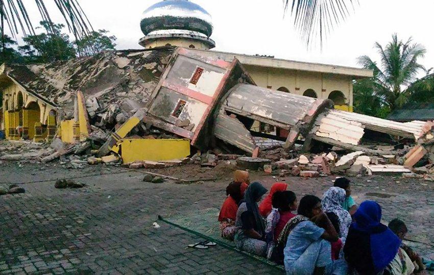 Землетрясение в Индонезии 2018: сколько погибло человек?