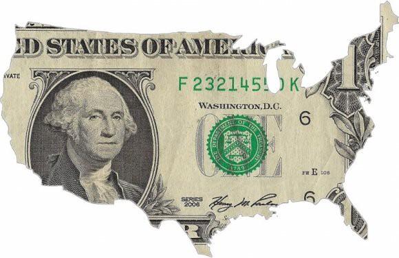 Доллар терпит крах: Bloomberg рассказал правду о будущем нацвалюты США