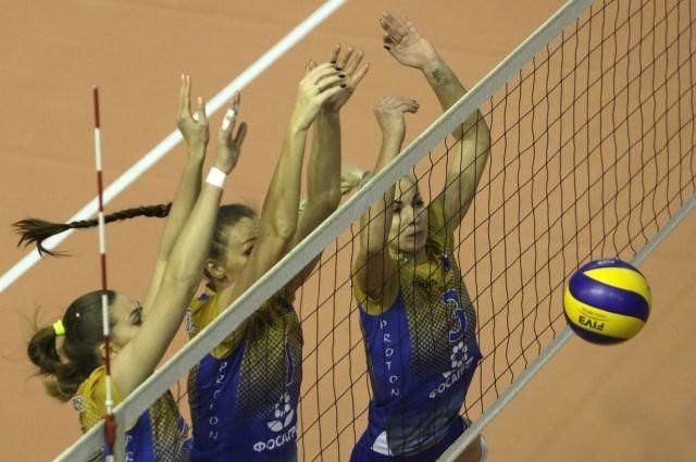 Российские волейболистки обыграли команду Южной Кореи на чемпионате мира