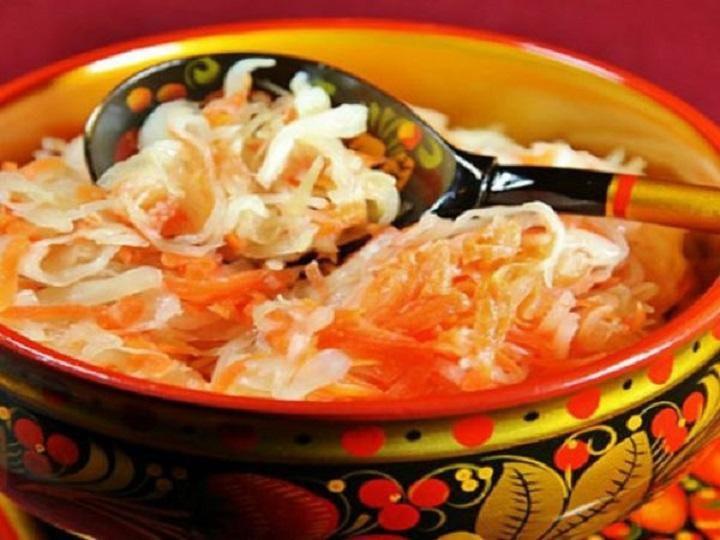 Квашеная капуста: классический рецепт вкусной заготовки на зиму