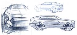 Автомобиль проекта «Кортеж», фото