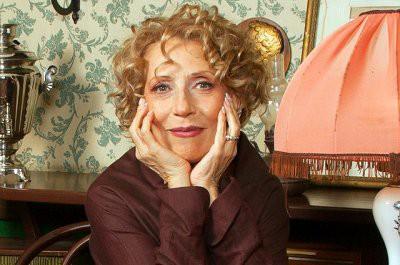 Инна Чурикова отмечает 75-летие