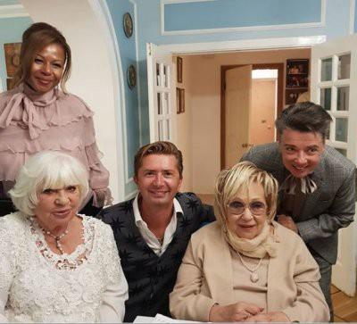 Новые фото заметно постаревшего и осунувшегося Юдашкина заставили фанатов переживать