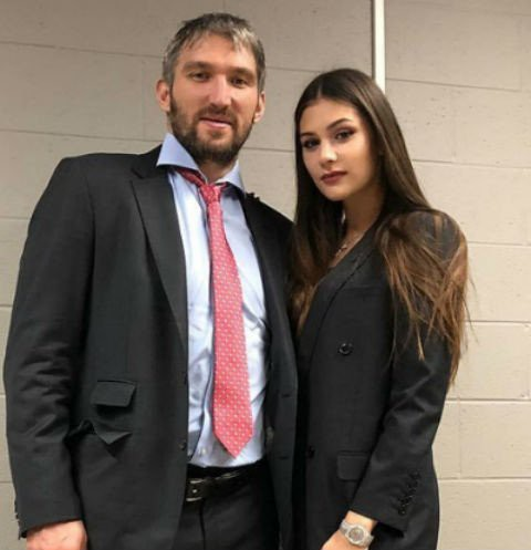 Жена Александра Овечкина: «Саша сразу научился менять подгузники»