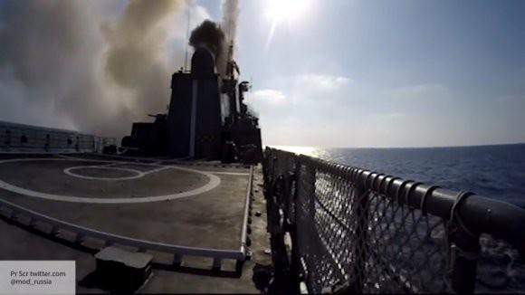 Американский адмирал: «Калибр» - это впечатляющая ракета