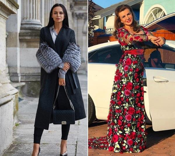 Ирина Агибалова сменила Викторию Романец в журнале Starhit