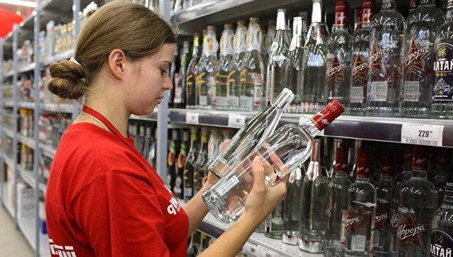 Минфин предложил повысить минимальную цену на крепкий алкоголь