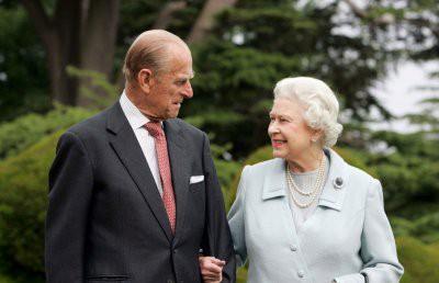 Елизавету II выселят из Букингемского дворца