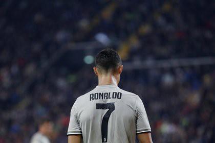 Роналду помог «Ювентусу» победить в десятый раз подряд