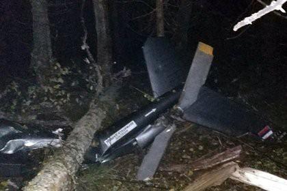 Пилота вертолета с замгенпрокурора России застрелили до момента крушения