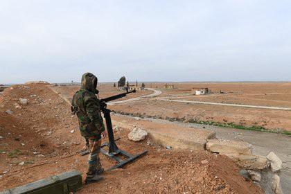 Сирийская оппозиция выведет из Идлиба военную технику