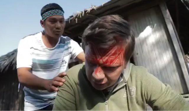 Дмитрий Комаров едва не погиб во время съемок в Бразилии