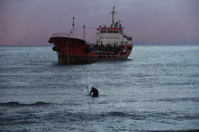 В Приморье спасли тонувших рыбаков из Северной Кореи