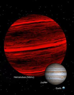 Соцсети: Нибиру больше нет, ее взорвал Юпитер