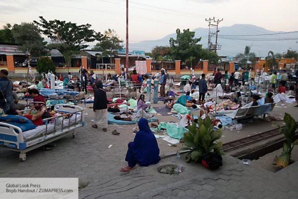 Индонезия: в результате цунами и землетрясения около 5 000 человек пропали без вести