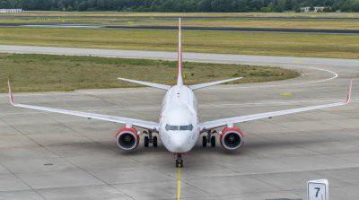 В подмосковном аэропорту Жуковский столкнулись два самолета