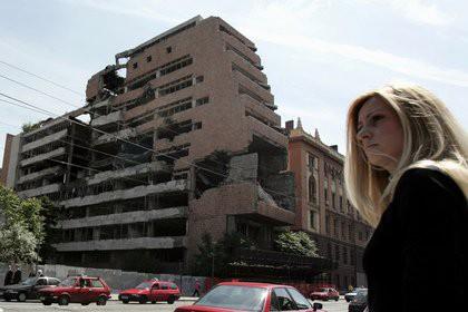 Генсек НАТО объяснил сербам необходимость их обстрела и призвал смотреть вперед