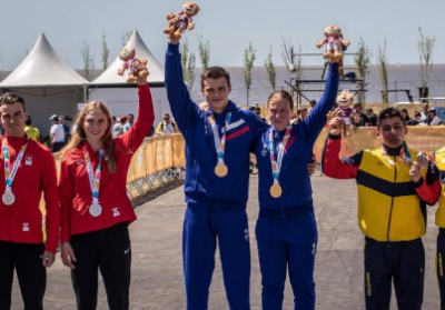 Российская сборная возглавила медальный зачет на Юношеских олимпийских играх