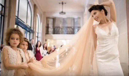 Ирэна Карпа в третий раз вышла замуж