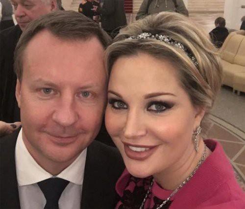 Эксперт: «Максакова еще несколько раз выйдет замуж»