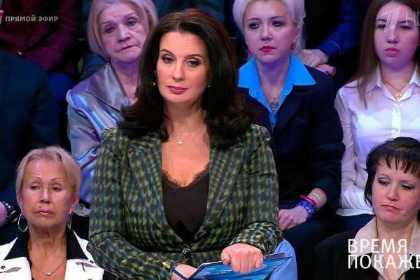 Первый канал ответил на требования уволить Екатерину Стриженову