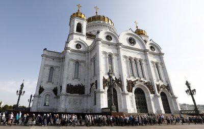 Мощам святителя Спиридона Тримифунтского в Москве поклонились более 200 тысяч человек