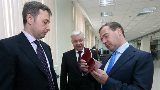 Электронные паспорта появятся в России через три года — последние новости из Правительства