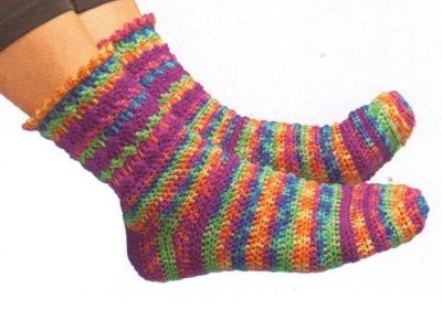 Ученые: Древние египтяне первыми начали вязать носки