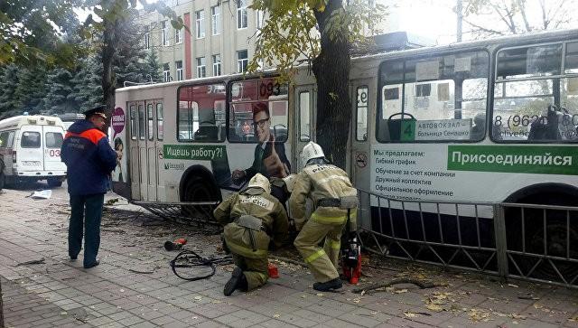 Стали известны подробности смертельного ДТП с троллейбусом в Орле