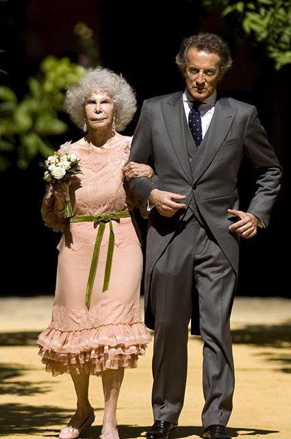 Внук эксцентричной герцогини Альбы Фернандо Фитц-Джеймс женился на PR-менеджере