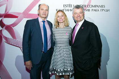 Est?e Lauder продолжит борьбу с раком груди