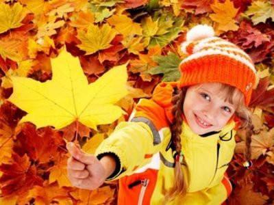 Осенние школьные каникулы 2018-2019 года начнутся в конце октября