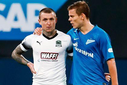 Кокорина и Мамаева потребовали изгнать из российского футбола