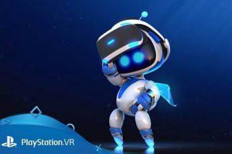VR-платформер Astro Bot Rescue Mission покоряет сердца критиков